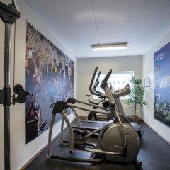 Отель Scandic Aalborg City фитнесс-зал фото 3