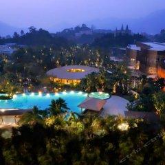 Отель Banyueshan Spa Hotel Китай, Сямынь - отзывы, цены и фото номеров - забронировать отель Banyueshan Spa Hotel онлайн помещение для мероприятий фото 2