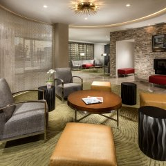 Aventura Hotel интерьер отеля