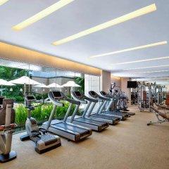 Отель The St. Regis Singapore фитнесс-зал фото 4