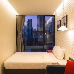 Отель Sleepbox Sukhumvit 22 Бангкок комната для гостей фото 4