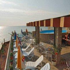 Отель Бижу Болгария, Равда - отзывы, цены и фото номеров - забронировать отель Бижу онлайн бассейн фото 3