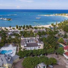 Отель Beach Sands Studio 210E - Turtle Tower Ямайка, Очо-Риос - отзывы, цены и фото номеров - забронировать отель Beach Sands Studio 210E - Turtle Tower онлайн пляж фото 2