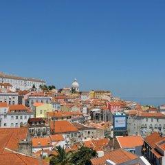 Апартаменты Hello Lisbon Castelo Apartments бассейн