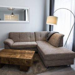 Отель Bearsleys Downtown Apartments Латвия, Рига - отзывы, цены и фото номеров - забронировать отель Bearsleys Downtown Apartments онлайн комната для гостей фото 3