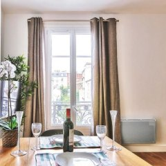 "Апартаменты Family Apartment ""buttes Chaumont"" Париж фото 4"