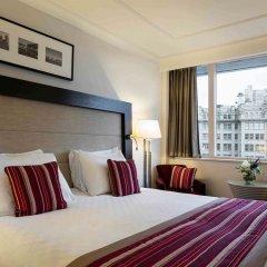 Mercure Liverpool Atlantic Tower Hotel сейф в номере