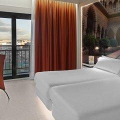 Отель Holiday Inn Madrid - Calle Alcala балкон