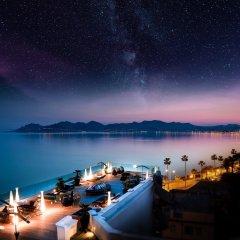 Отель Radisson Blu 1835 Hotel & Thalasso, Cannes Франция, Канны - 2 отзыва об отеле, цены и фото номеров - забронировать отель Radisson Blu 1835 Hotel & Thalasso, Cannes онлайн приотельная территория