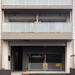 Отель FN2 Blue Cross Япония, Фукуока - отзывы, цены и фото номеров - забронировать отель FN2 Blue Cross онлайн вид на фасад