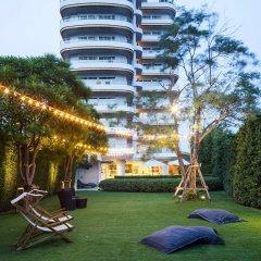 Отель Viva Garden Managed By Bliston Бангкок