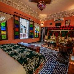 Отель Riad Dar Guennoun Марокко, Фес - отзывы, цены и фото номеров - забронировать отель Riad Dar Guennoun онлайн детские мероприятия фото 2