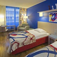 Отель Scandic Hakaniemi Финляндия, Хельсинки - - забронировать отель Scandic Hakaniemi, цены и фото номеров комната для гостей