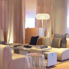 Отель W Barcelona в номере