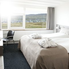 Hotel Føroyar комната для гостей фото 2