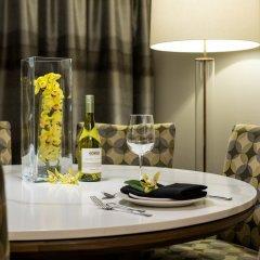 Отель Saskatoon Inn в номере