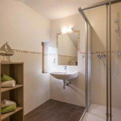 Отель Berggasthof Veitenhof ванная фото 2