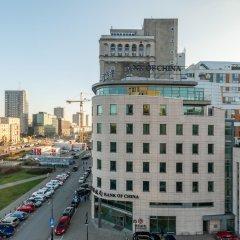 Отель Zielna City Center Польша, Варшава - отзывы, цены и фото номеров - забронировать отель Zielna City Center онлайн фото 7