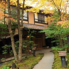 Отель Kurokawa Onsen Ryokan Wakaba Минамиогуни фото 8