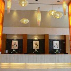 Отель Yas Island Rotana интерьер отеля