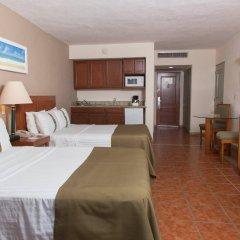 Отель The Palms Resort of Mazatlan комната для гостей фото 4