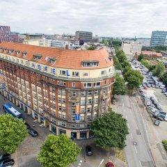 Отель a&o Hamburg Hauptbahnhof