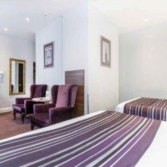 Отель Holiday Inn Oxford Circus Лондон удобства в номере фото 2