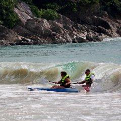 Отель Andaman White Beach Resort спа