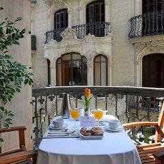 Отель Nouvel Барселона балкон