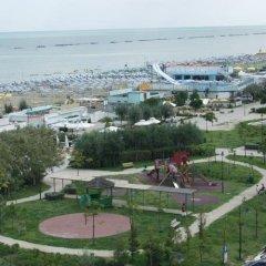 Hotel Delle Nazioni пляж