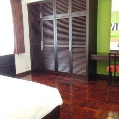 Отель Pt Court Бангкок вид на фасад