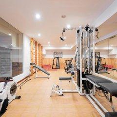 Отель Aparthotel Green Garden фитнесс-зал фото 4