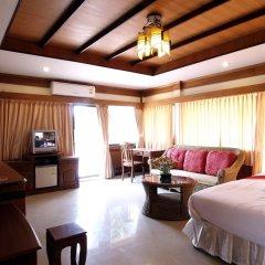 Отель Phangan Bayshore Resort комната для гостей фото 4