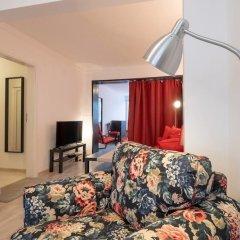 Апартаменты FM Deluxe 1-BDR Apartment with balcony - LZ София удобства в номере