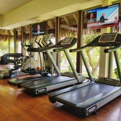 Отель The St Regis Bora Bora Resort Французская Полинезия, Бора-Бора - отзывы, цены и фото номеров - забронировать отель The St Regis Bora Bora Resort онлайн фитнесс-зал фото 2