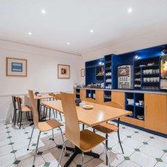 Отель Comfort Inn St Pancras - Kings Cross Великобритания, Лондон - отзывы, цены и фото номеров - забронировать отель Comfort Inn St Pancras - Kings Cross онлайн питание фото 2