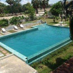Отель Preeburan Resort Таиланд, Пак-Нам-Пран - отзывы, цены и фото номеров - забронировать отель Preeburan Resort онлайн бассейн фото 3