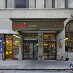 Nyma, The New York Manhattan Hotel вид на фасад