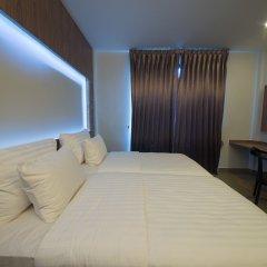 Отель V20 boutique hotel Таиланд, Бангкок - отзывы, цены и фото номеров - забронировать отель V20 boutique hotel онлайн комната для гостей фото 2