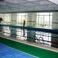 Отель Phoenix Tree Hotel Китай, Пекин - отзывы, цены и фото номеров - забронировать отель Phoenix Tree Hotel онлайн бассейн