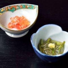 Отель Syoho En Япония, Дайсен - отзывы, цены и фото номеров - забронировать отель Syoho En онлайн питание фото 3