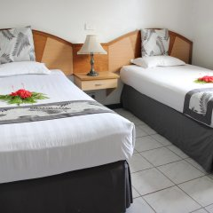 Отель Capricorn International Вити-Леву комната для гостей