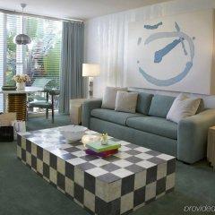 Отель Avalon Hotel Beverly Hills США, Беверли Хиллс - отзывы, цены и фото номеров - забронировать отель Avalon Hotel Beverly Hills онлайн комната для гостей фото 4