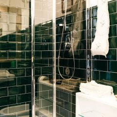 Отель Adriano Augusto B&B ванная фото 2