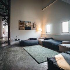 Hostel Urby комната для гостей