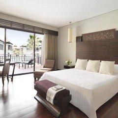 Отель Anantara The Palm Dubai Resort 5* Номер Делюкс с различными типами кроватей