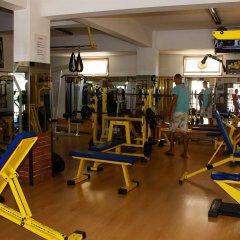 Dimitrion Central Hotel фитнесс-зал фото 2