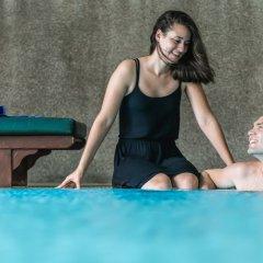 Отель Arnoma Grand Таиланд, Бангкок - 1 отзыв об отеле, цены и фото номеров - забронировать отель Arnoma Grand онлайн бассейн