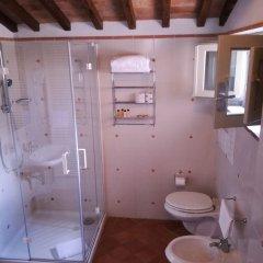 Отель Villa Ducci Италия, Сан-Джиминьяно - отзывы, цены и фото номеров - забронировать отель Villa Ducci онлайн ванная фото 2