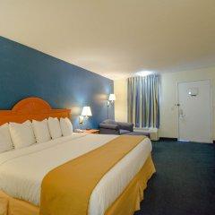 Отель Quality Inn Sarasota North комната для гостей фото 5